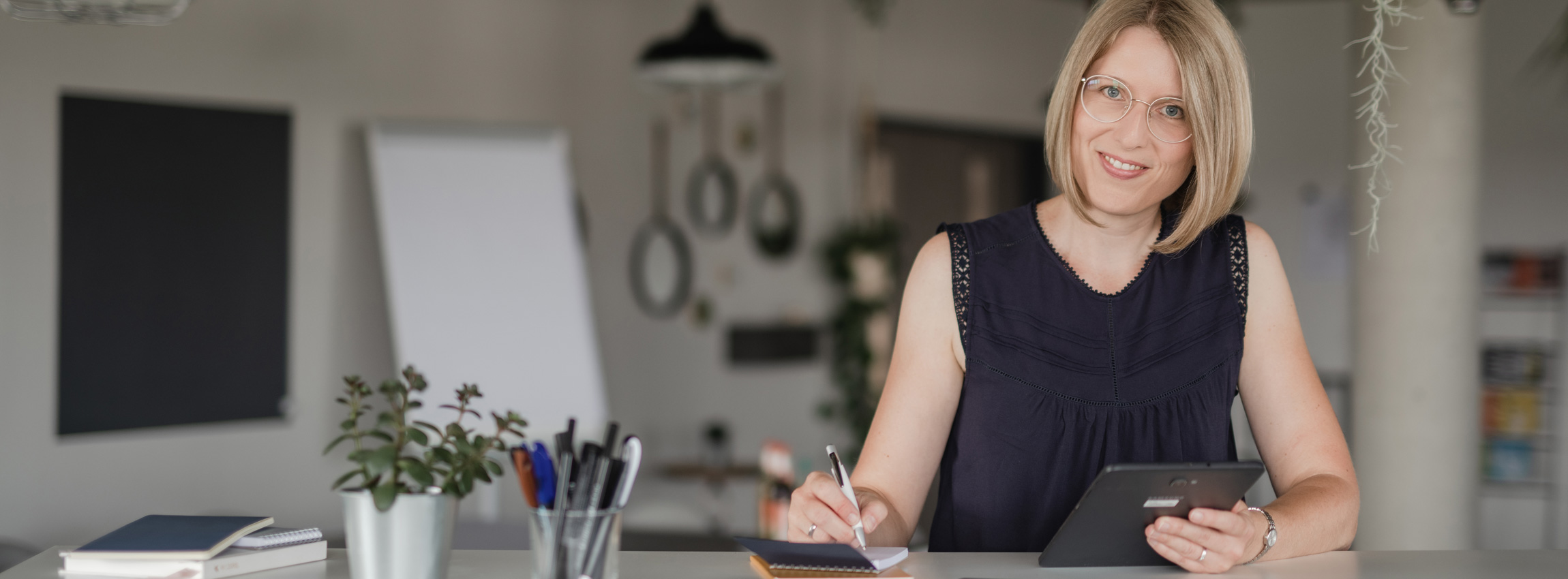 Kerstin Smirr, freie Journalistin und Texterin aus dem Nürnberger Land