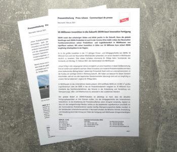 Pressemitteilung verfasst von Kerstin Smirr, Texterin aus dem Nürnberger Land